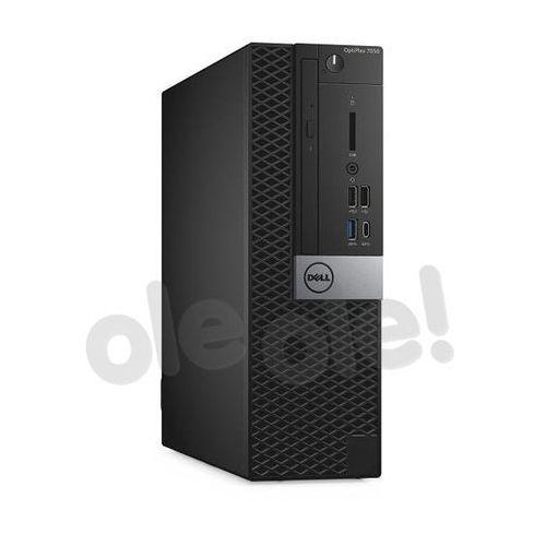 Zestaw komputerowy Dell OptiPlex 7050 SFF (N007O7050SFF02) Darmowy odbiór w 21 miastach!, N007O7050SFF02