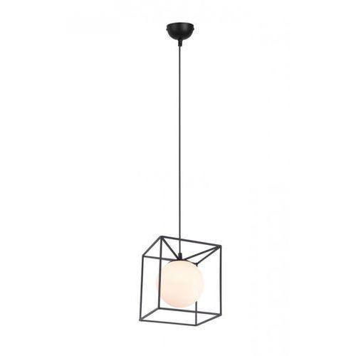 Lampa wisząca gabbia czarny, 1-punktowy - dworek - obszar wewnętrzny - gabbia - czas dostawy: od 3-6 dni roboczych marki Reality