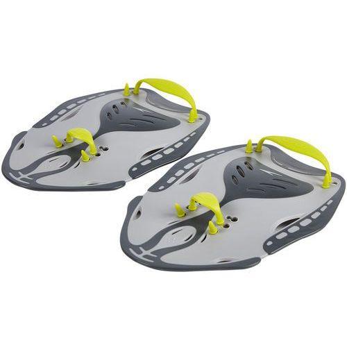 Speedo biofuse power szary l 2018 akcesoria pływackie i treningowe (5053744360232)