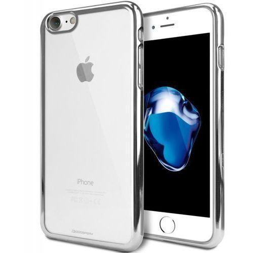 Mercury  ring2 - etui iphone 7 (srebrny) - szybka wysyłka - 100% zadowolenia. sprawdź już dziś!