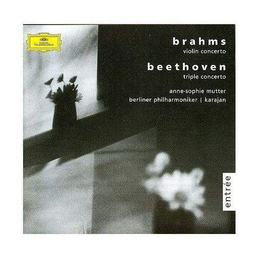 Universal music / deutsche grammophon Beethoven:concertos - anne sophie mutter (płyta cd)
