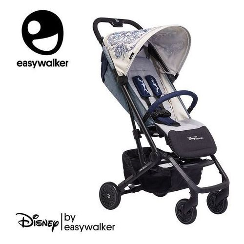 Disney by buggy xs wózek spacerowy z osłonką przeciwdeszczową mickey ornament marki Easywalker