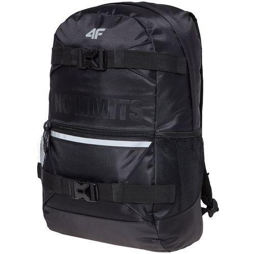 Plecak miejski PCU103 - czarny, D4L17-PCU103-one size-60