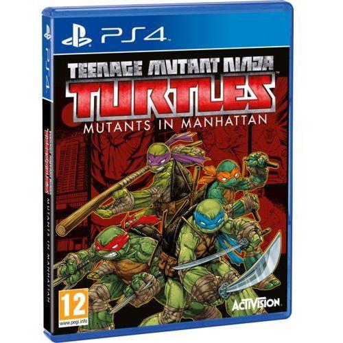 Teenage Mutant Ninja Turtles Mutants in Manhattan [akcja]
