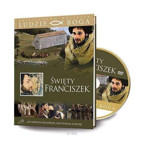 Św. franciszek - film dvd z serii: ludzie boga marki Soavi michele