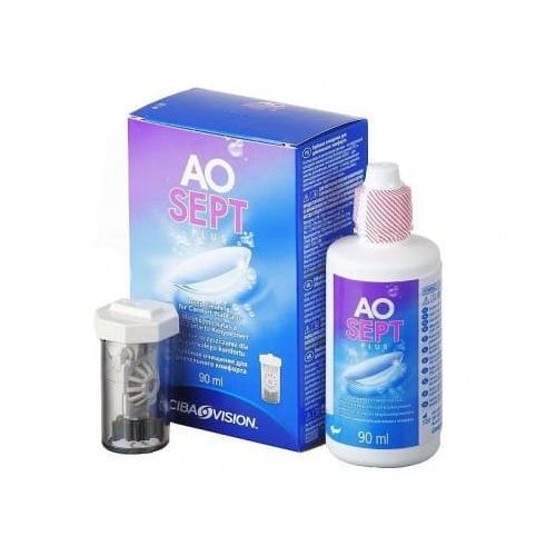 Alcon Aosept plus z hydraglyde 90 ml