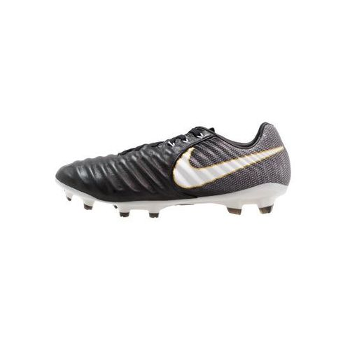 Nike Performance TIEMPO LEGACY III FG Korki Lanki black/white (0885259402344)