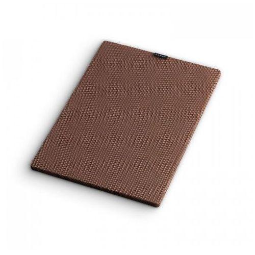retrosub osłona aktywnego subwoofera głośnika para kolor brązowy marki Numan