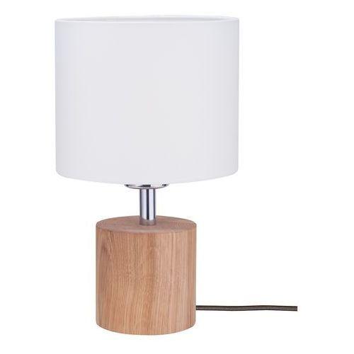 SPOT-LIGHT TRONGO Lampa stołowa Dąb olejowany/Antracyt/Biały 1XE27-60W 7081174, 7081174