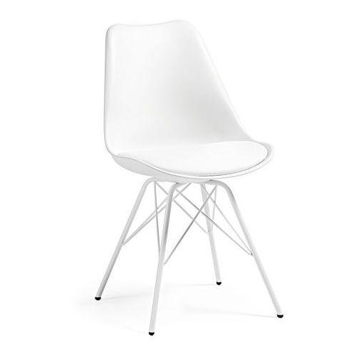 Laforma :: krzesło lars białe - biały