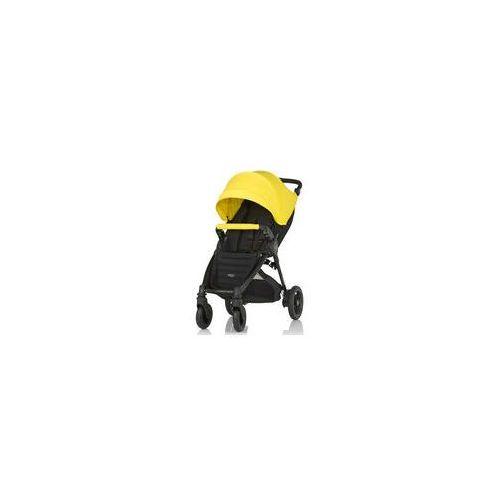Wózek spacerowy B-Motion 4 Plus Britax (sunshine yellow)