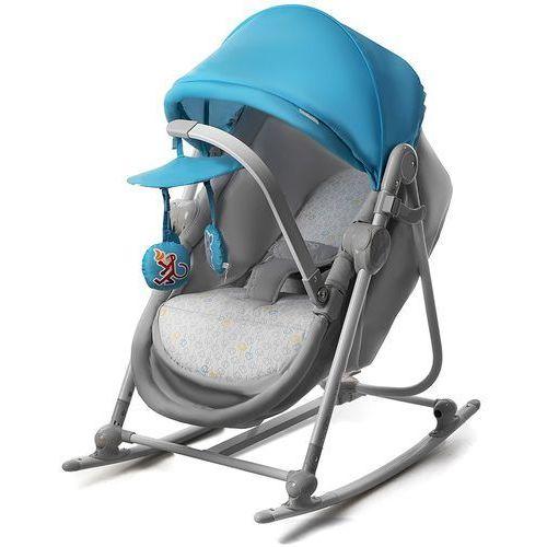 Kinderkraft Leżaczek unimo 5 funkcji niebieski + darmowy transport! (5902533902194)