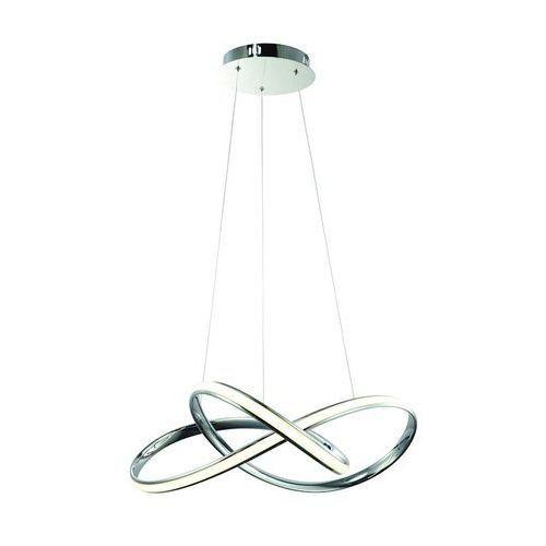 Lampa wisząca CAPPIO 36W LED ML3806 - Milagro - Sprawdź kupon rabatowy w koszyku, kolor Srebrny