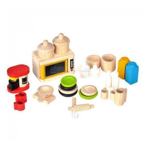 Dodatki i naczynia do kuchni - Plan Toys (8854740094063)