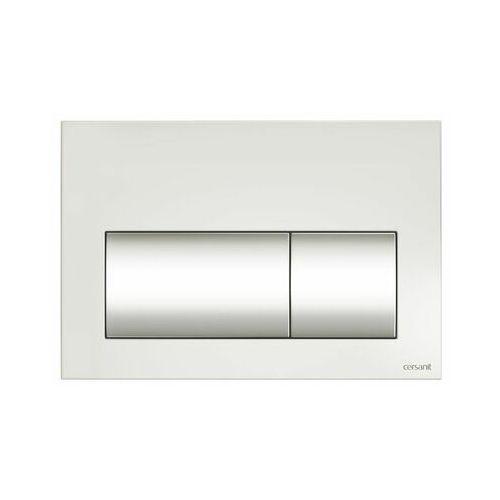 Cersanit presto przycisk spłukujący do wc, kolor biały k97-349 (5902115714009)