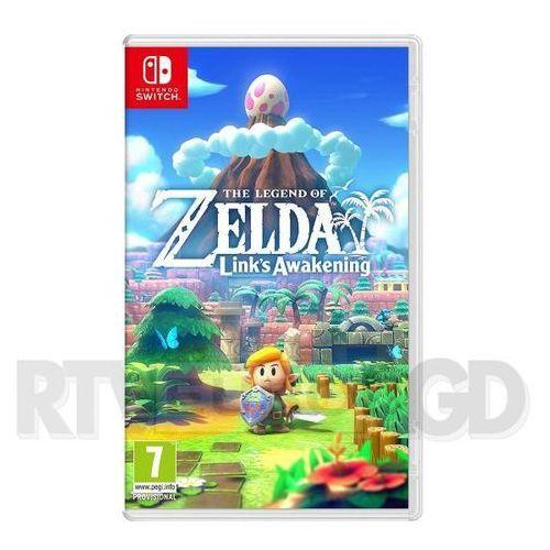 Nintendo Gra switch the legend of zelda: link's awakening (0045496424435)