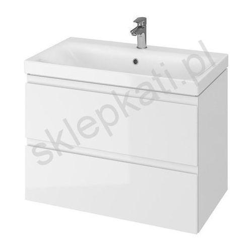 CERSANIT szafka podumywalkowa Moduo 80 biały połysk S929-008, S929-008
