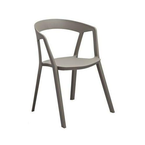 Krzesło Ankara szare