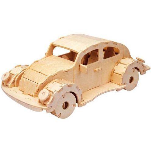 OKAZJA - Eureka Łamigłówka drewniana gepetto - samochód (car) (5425004731739)