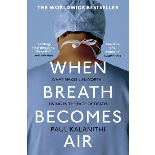 When Breath Becomes Air (256 str.)