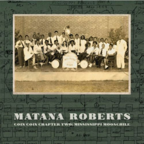Roberts, Matana - Coin Coin Chapter Two: Mississippi Moonchile, 00064830