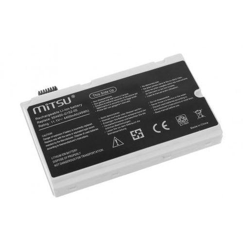 Akumulator / bateria  fujitsu pi2540, xi2550 marki Mitsu