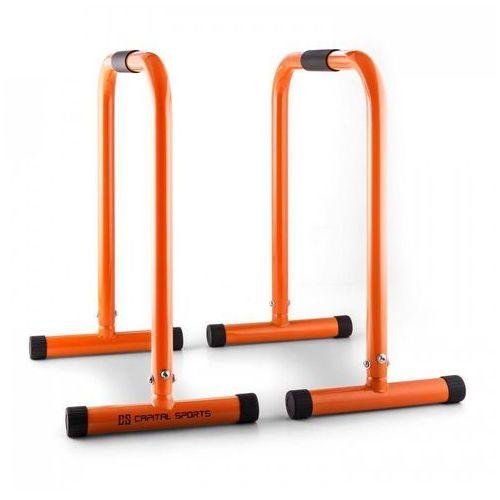 Cross equalizer trening całego ciała 180kg udźwig, pomarańczowy marki Capital sports
