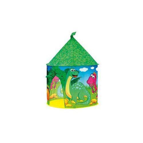 Namiot dla dzieci Bino - Zamek dinozaura