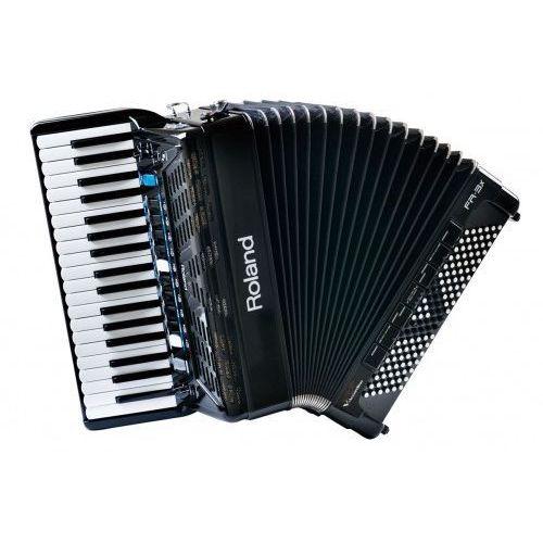 fr 3 x black akordeon cyfrowy od producenta Roland
