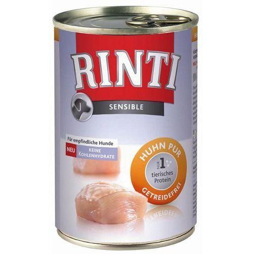 sensible - kurczak 400g marki Rinti