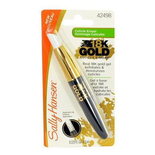 Sally Hansen 18K Gold Cuticle Eraser 6,8ml W Akcesoria