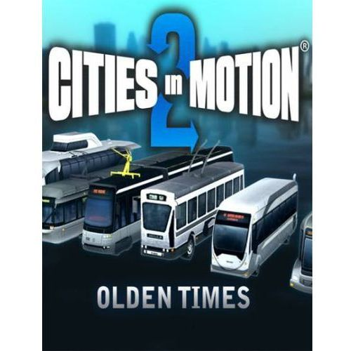 Cities in Motion 2 Olden Times (PC)