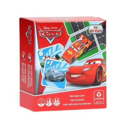 Cars Auta Game Box