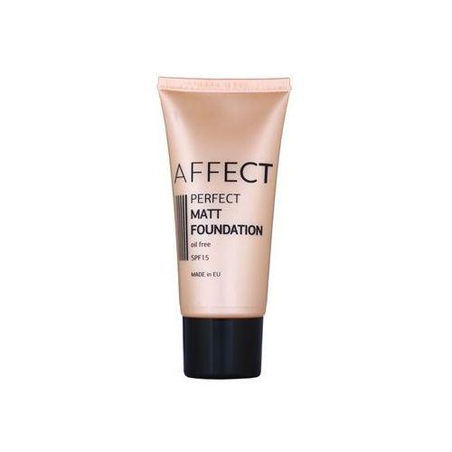 Affect Perfect Matt podkład o przedłużonej trwałości SPF 15 odcień 3 (Oil Free) 30 ml