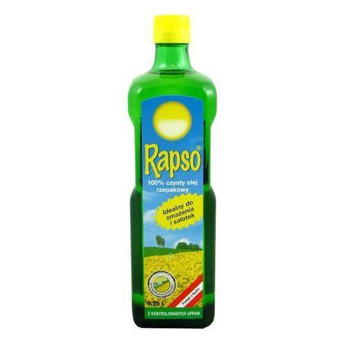 Olej rzepakowy rapso 0,75 l marki Vog