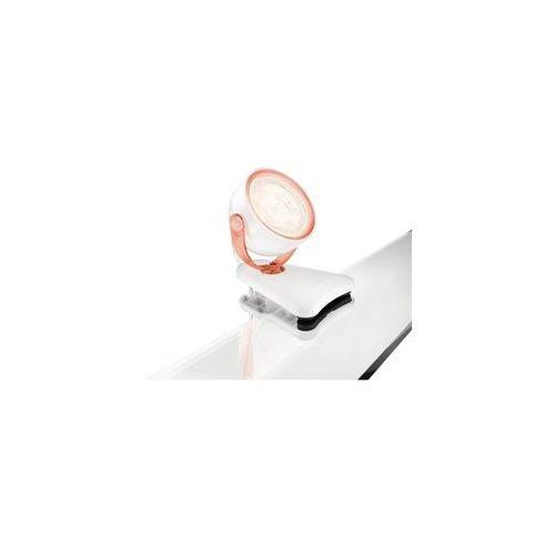 53231/32/16 - led lampa klip myliving dyna 1xled/4w/230v czerwony marki Philips