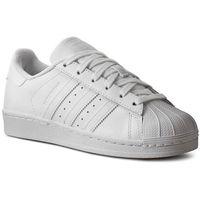 Buty adidas - Superstar Foundation B27136 Ftwwht/Ftwwht/Ftwwht, w 2 rozmiarach