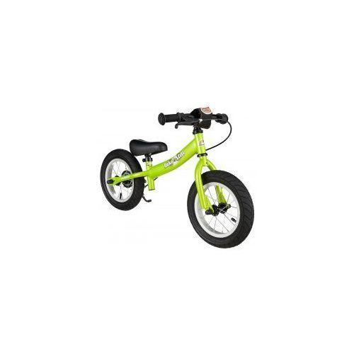 """Bikestar Rowerek biegowy 12"""" xl  germany sport, kolor zielony"""