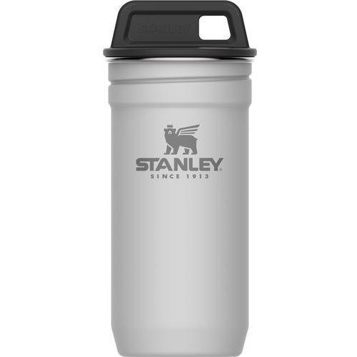 Stanley Stalowe kieliszki do alkoholu w białym pojemniku z zakrętką adventure (10-01705-037) (6939236348386)