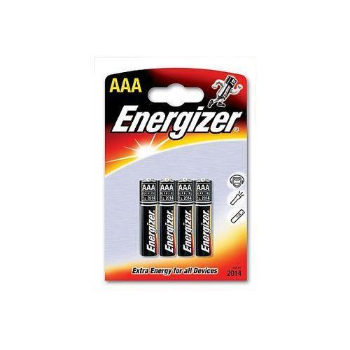 Energizer Baterie alkaliczne 1,5v aaa lr03 - 4szt.