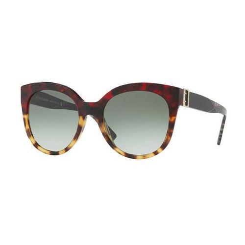 Okulary słoneczne be4243 36358e marki Burberry