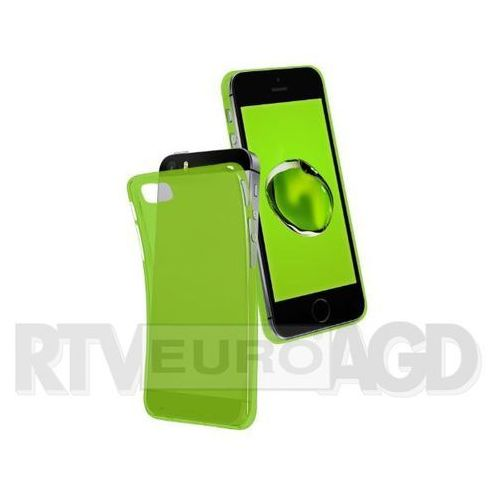 SBS Cool Cover TECOOLIPSEAG iPhone SE/5S/5 (zielony), TECOOLIPSEAG