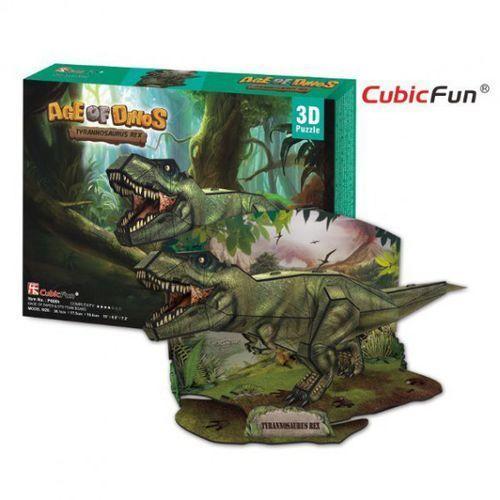 PUZZLE 3D Tyrannosaurus TRex