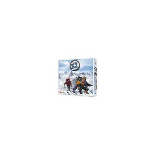 K2. gra planszowa. nowa edycja marki Rebel