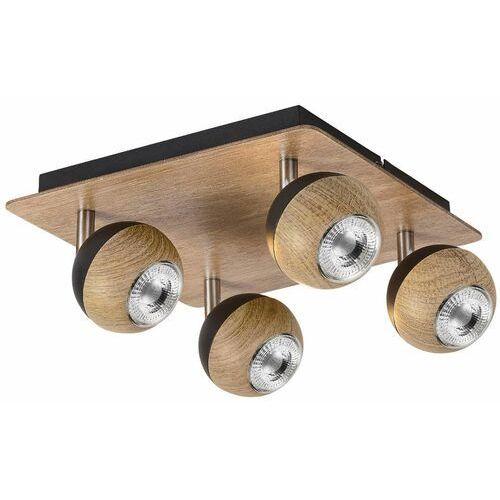 - oświetlenie punktowe sufitowe 4xgu10/35w/230v marki Rabalux