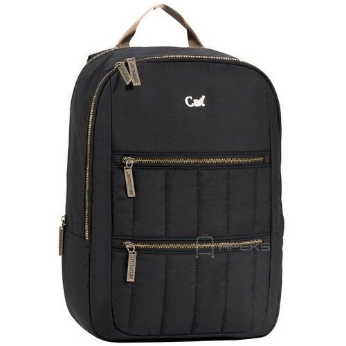 Caterpillar Kelly Bag plecak damski na laptopa 13'' CAT / Black - Black, kolor czarny