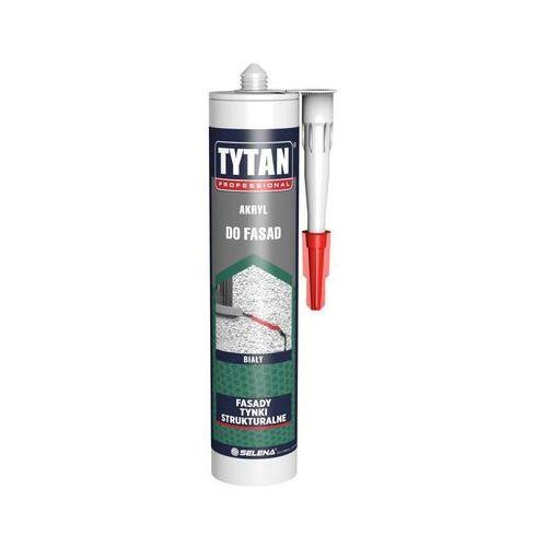Akryl do fasad 280 ml biały marki Tytan