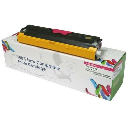 Cartridge web Toner cw-m1600mn magenta do drukarek minolta (zamiennik minolta a0v30ch) [2.5k] (4714123961945)