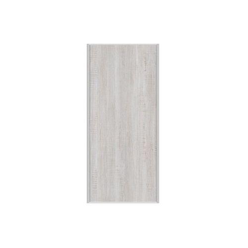 Spaceo Drzwi przesuwne do szafy sosna bielona 98.7 cm (5901171243041)