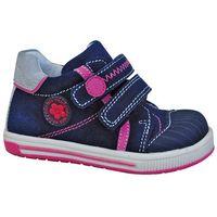Protetika buty dziewczęce Albra 20 niebieski (8585003415362)